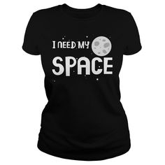 (Tshirt Top Tshirt Charts) I Need My Space Funny Astronomy T Shirt Coupon 20% Hoodies Tee Shirts