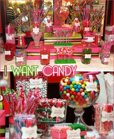 candy bar oh my!