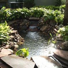 Wild Ways To Garden - Ponds ~ Water Gardens ~ Koi Ponds