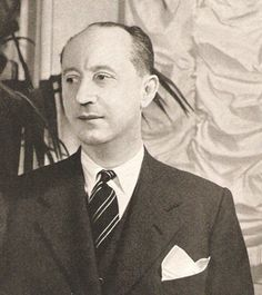 Biography of Christian Dior, vintage fashion designer. Christian Dior was born in Normandy in 1905 and died in Italy on the October, Christian Dior Fashion Designer, Fashion Art, Vintage Fashion, Black Court Shoes, Cristian Dior, Old Boots, Gowns Of Elegance, Elegant Gowns, Famous French