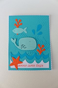 Image result for sizzix thinlits under the sea