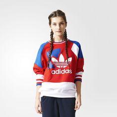 adidas - Running Baggy Sweater