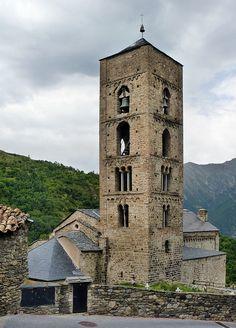 Durro - Natividad de Durro Romànic Català Vall de Boí Lleida Catalonia