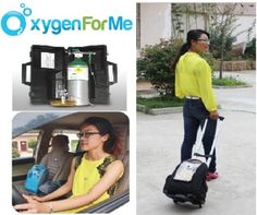 OxygenForMe brings the best oxygen treatment unit including #Portable_Oxygen_Tank to allow you travel safely while fulfilling your oxygen supply needs. Our portable equipment makes you travel easily and conveniently.