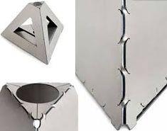 Картинки по запросу folded sheet metal shelving