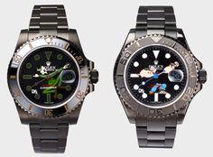 Rolex Submariner , bamford watch departmant