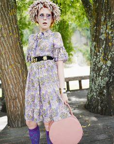 The wardrobe of Ms. B: 50th shades of Purple