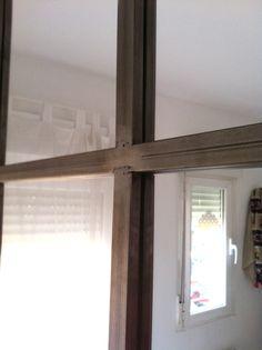 Espejos en hierro a medida henryandpaul.com