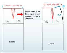 Line Chart, Bar Chart, Sewing Patterns, 1, Pasta, Sewing Nook, Pattern Sewing, Sewing Tips, Skirt Patterns