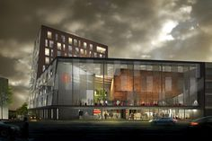 Straatzijde. Beeld: Michiel Clercx Architectuur/Studio 7 Architects