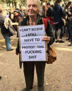 Protest Signs, Protest Posters, Pro Choice, Human Rights, Women's Rights, Climate Change, Inspire Me, Equality, Decir No