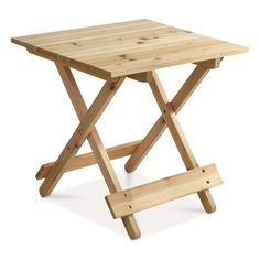 CASTLECREEK Collapsible Side Table #ad Log Furniture, Outdoor Furniture, Large Chair, Patio Swing, Fire Pit Patio, Patio Accessories, Patio Umbrellas, Furniture Collection, Picnic Table