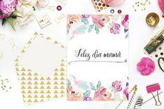 Tarjetas imprimibles para el Día de la Madre