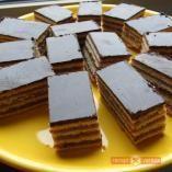 Zserbó,  a nagy kedvenc Sweets, Eat, Desserts, Recipes, Foods, Cakes, Google, Food Cakes, Tailgate Desserts
