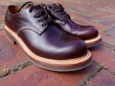 The W & Anchor Bros. – Type 2 work shoe review   Indigoshrimp
