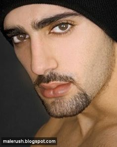 bearded men with beautiful eyes | Sheikh, here is why you're an old, fat ugly dark Arab.