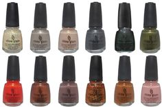I love nail polish, but especially when they're ready for the hunger games!