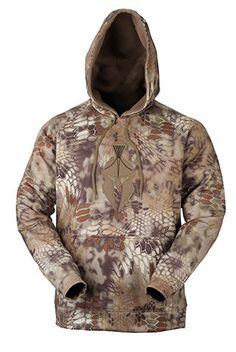 The Tartaros is a hoodie that can be used as part of your layering system or as a stand alone outer layer piece that will show off your Kryptek pride. a versatile piece in the Kryptek line up, you wil
