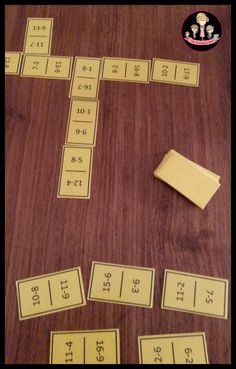 5 Minutes of Daily Mental Math: Dominoes