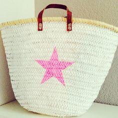 ibiza tasche strandtasche stern versch farben produkte sommer und ibiza. Black Bedroom Furniture Sets. Home Design Ideas