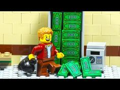 Lego City, Stop Motion, Animation, Kids, Young Children, Boys, Children, Animation Movies, Boy Babies