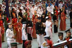 #TheRoyalBruneiArmedForcesDay is known as as the Askar Melayu Brunei and its a festival in the country.