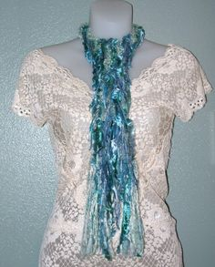 Shabby Chic Bohemian Clothing | Teal, victorian handmade winter, teen, shabby chic, bohemian, gypsy ...