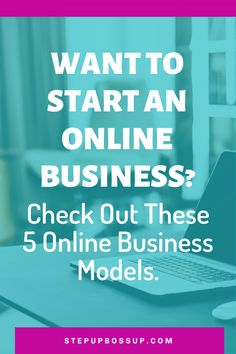 Do you want to start an online business? Then one of the first things you need to do is to choose your Online business model. Learn how to work online and begin starting your own business with this quick guide to the different online businesses you can start. Start your business planning process today. #onlinebusiness #onlinebusinesstips Start A Business From Home, Creating A Business, Starting Your Own Business, Got Online, Online Work, Business Inspiration, Business Ideas, Affiliate Marketing, Online Marketing