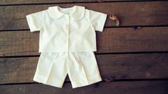 Boys Easter Outfit Christening dedication by plainjanesstore, $24.00
