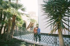 Vis Photography. Balboa Park Engagement Pictures.  San Diego.