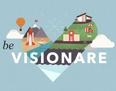 Visionare is a goal setting app and website which allows you to draw from the experience of people who have already achieved your dreams.