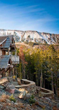 Dancing Hearts,Montana - Style Estate -