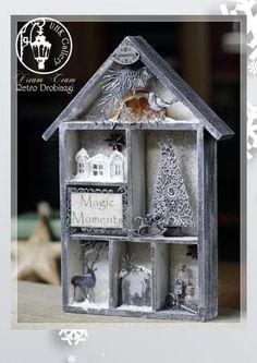 UHK GALLERY - Christmas Inspiration 2015  Christmas Home Decor and a Gift for.... Inspirations  DT for UHK Gallery 2015.   Dekoracje świąteczne oraz prezent dla... Inspiracje przygotowane przez DT UHK Gallery 2015