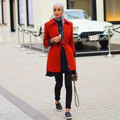 """@khattafya @khattafya @khattafya #hijabfashion"""
