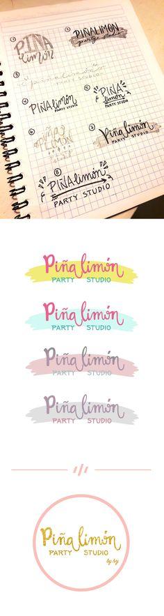 Piñalimón Brand Diseño de marca, logotipo | mujer emprendedora, mamá emprendedora, negocios creativos, marca exitosa, ganar dinero, haz lo que te gusta |