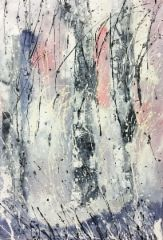 Frost, 2017 oil on canvas 40 x 56 cm Winter, Frost, Oil On Canvas, Abstract, Artwork, Painting, Art Work, Work Of Art, Auguste Rodin Artwork