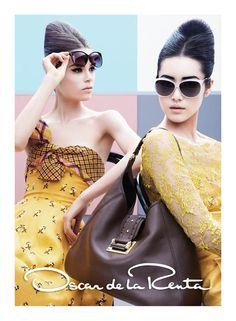 ru_glamour: Рекламная кампания Oscar de la Renta весна 2013