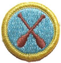 Worksheets Canoeing Merit Badge Worksheet boy scouts camping merit badge pinterest scout canoeing embroidered patch