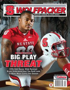 The Wolfpacker 2014 Football Preview, $9.95