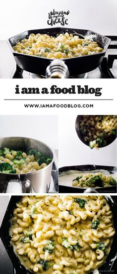Creamy Stovetop Jalapeño Broccoli Mac and Cheese Recipe