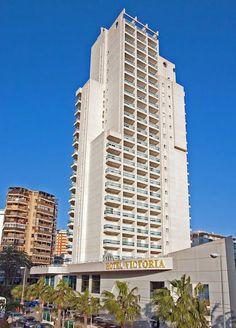 Hotel RH Victoria - Fachada