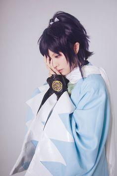 僕を…愛してくれるのかい? - ryo1118(本鄉アキ) Yamatonokami Yasusada Cosplay Photo - Cure WorldCosplay