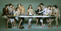 the last supper benetton - Szukaj w Google