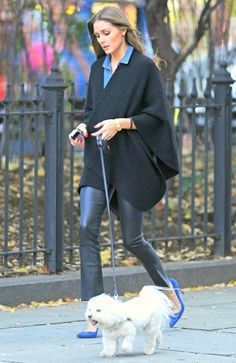 Olivia Palermo is always so chic.