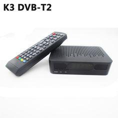 K3 DVB-T2 DVB-T Satellite Receiver HD Digital TV Tuner Receptor MPEG4 DVB T2 H.264 Terrestrial TV Receiver DVB T Set Top Box  Price: 36.99 & FREE Shipping #computers #shopping #electronics #home #gadgets #LED #remotecontrol #security #toys #bargain #coolstuff #headphones #bluetooth #gifts #xmas #happybirthday #fun