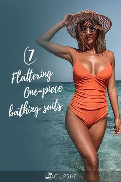 e681ba7126 How to find the best bathing suit that suit your body? Cupshe hotlist of  seven. Fun One Piece SwimsuitBathing Suits One PieceBeach Vacation ...