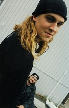 Jason Mewes (Jay and Silent Bob). Hotttttt