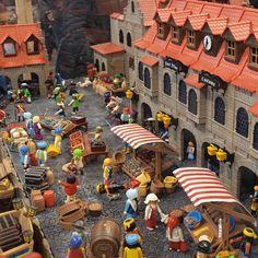 XIV Feria Nacional de Coleccionistas de Playmobil en Barcelona #feria #coleccionista#playmobil #bcnciutat #bcn#FeriaAesclick