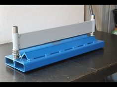 Curvatrice a rulli fai da te (homemade roller bender) - YouTube