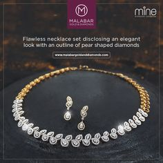 3dc0b3a95 Graceful sparkling collection of diamond jewellery from Malabar Gold and  Diamonds. Diamond Jewellery, Pearl